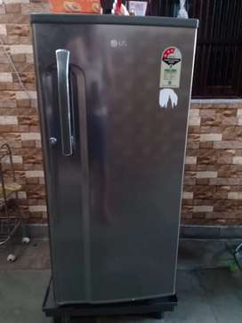 LG new Refrigerator 190 Ltr.. Model 2018, But use only 6  month.