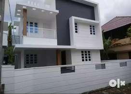 4 bhk 2000 sqft 4 cent new build house at edapally near ponekkara