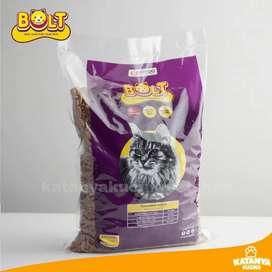 Bolt Ikan 1kg Makanan Kucing Murah