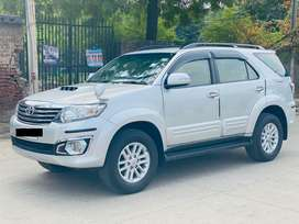 Toyota Fortuner 4x2 Automatic, 2013, Diesel