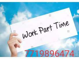 Home based job simple typing work,