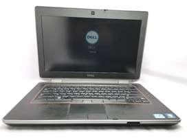 Laptop i5 dell e6420