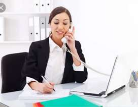 Required office assistant in Mohali