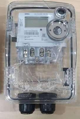 Electric meter shifting