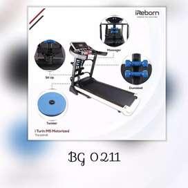 Treadmill Elektrik i Turin // Friash DG 13M33