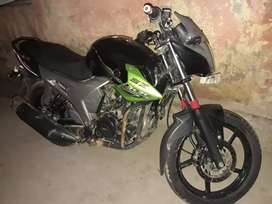 Family use bike with all vgood condition new parts n tyre also