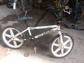 this is the bmx cycle