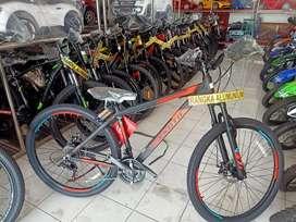 Sepeda gunung segala merk
