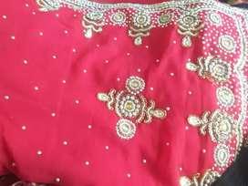 Sadi with blouse