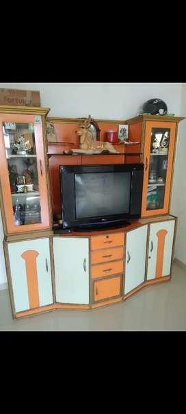 Wooden furniture cabinate