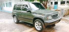 Di jual suzuki sidekick thn 1997 mobil pribadi