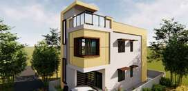 Independent Villa in Electronic City Phase 1