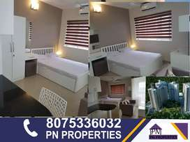 1bhk newly furnished branded flat for rent at landmark world palazhi