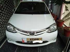 Toyota Etios VD 2nd top model with luxury feelings ...