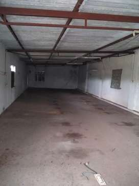 18 cents godown/ workshop space for sale near Thaneerpandal