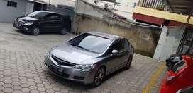 Honda civic 1.8 at 2007 /2008