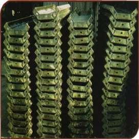 150 X 150 Hunch palte