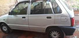 Maruti 800 AC  for Sale in Mukhathala