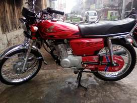 Honda 125 mobel 2020 Lush condition golden number