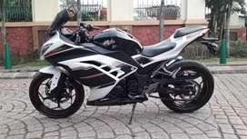 Kawasaki Ninja 250 ABS Thn 2013 istimewa