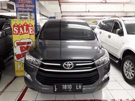 Innova Reborn diesel 2.4 Manual th 2017