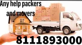 House shifting and packing  job