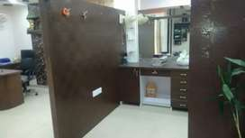 Good Condition Office, Ready to move in, Road touch