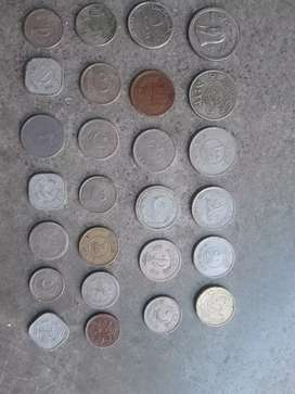 Coins all contry