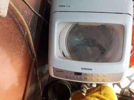 Samsung full automatic washing machine 2017 model moter garnty 5 yeas