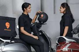 Earn upto 18000 by food delivery in entire saxena colony