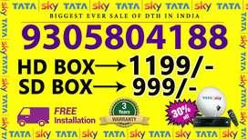 India's no..1 Tata sky DTH