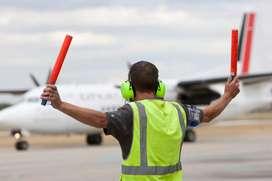 Airprot staff hiring