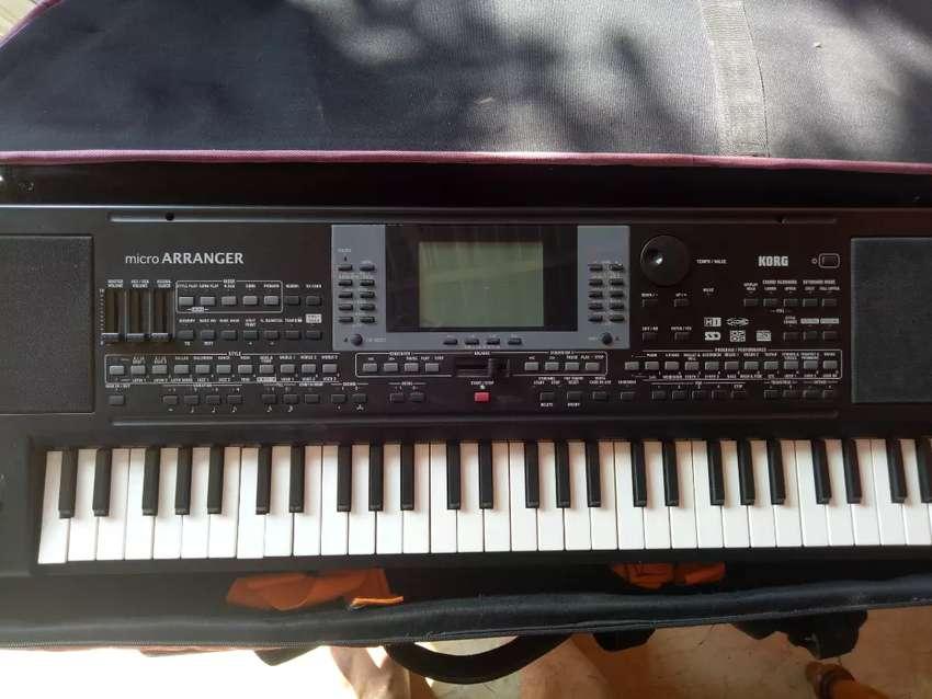 Jual keyboard korg Micro Arranger 0