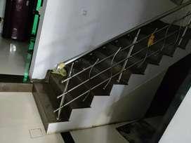 SS railing of 2 floor