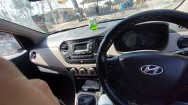 Hyundai Xcent 2015 Petrol Good Condition