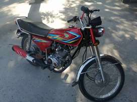 Honda 125 for sale mzd number
