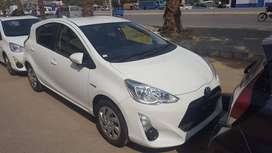 Toyota Aqua 2019 On Easy Monthly Installment.