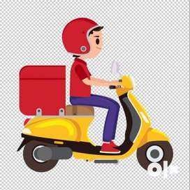 (FARIDABAD)DELIVEREY BOY FOR ECOM EXPRESS PVT LTD