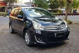 GRAND LIVINA XV MT (Manual) 2013 HITAM Siap Pakai Bisa TT Avanza/Xenia