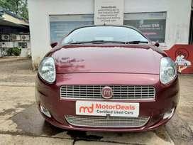 Fiat Punto Dynamic 1.4, 2014, Petrol