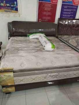 SPRINGBED, LEMARI bisa dicicil di HOME CREDIT