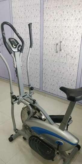 elliptical cross trainer for fitness