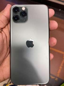 Iphone 11 pro 255gb green