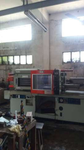 Injection Molding Machine Plant