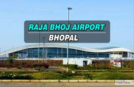 Hiring for ticketing Executive jobs in Bhopal Airport