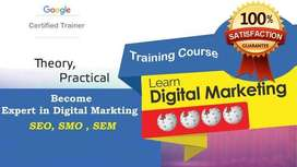Digital Marketing Training, Become Digital Marketing Expert