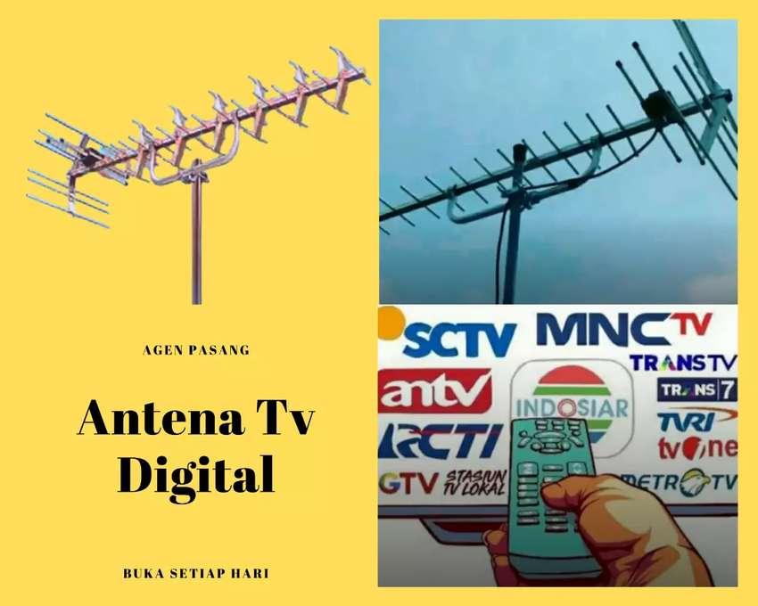 Toko Jasa Instalasi Pasang Baru Sinyal Antena Tv Mampang Depok