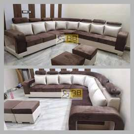 New SOFA'S manufacturing.