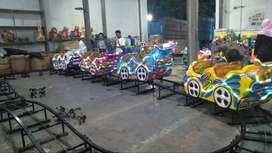 mini coaster full lampu dan music odong kereta lantai RY