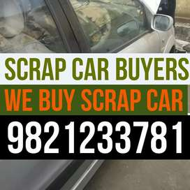 Badddd condition scrap car buyer in mumbai